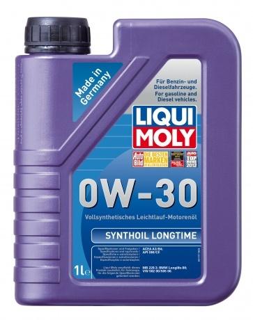 Liqui Moly Synthoil Longtime 0W-30 - синтетическое моторное масло