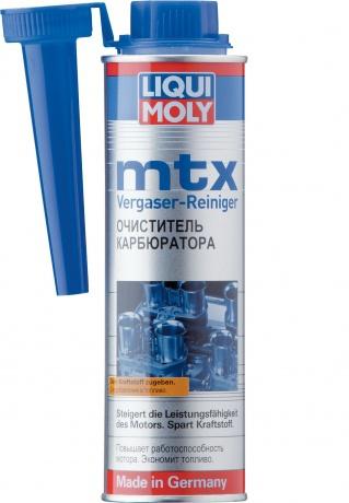 Liqui Moly присадка в бак MTX Vergaser Reiniger Очиститель карбюратора