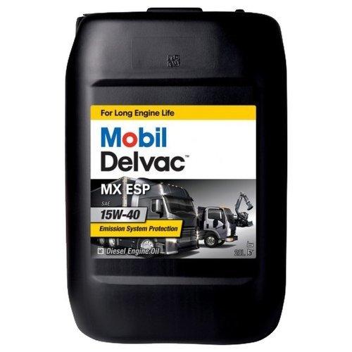 Mobil Delvac MX ESP 15W40 Минеральное дизельное масло