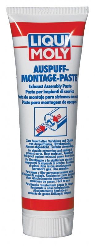 Liqui Moly Auspuff Montage Paste Паста для ремонта системы выхлопа