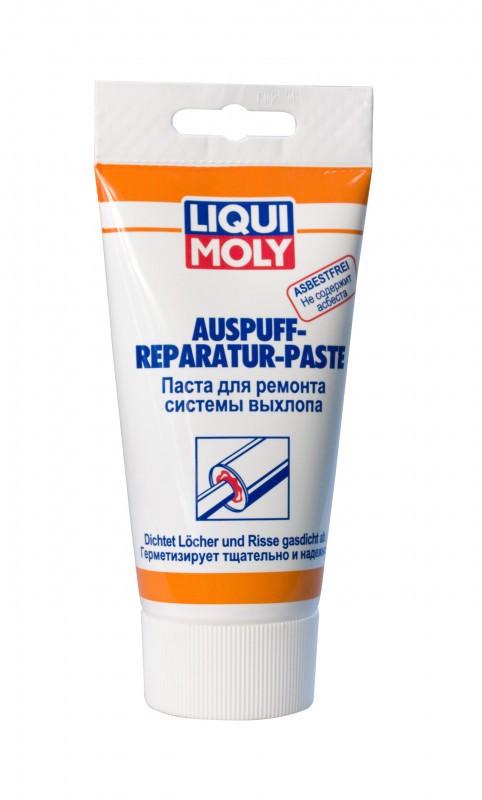 Liqui Moly Auspuff Reparatur Paste Паста для ремонта системы выхлопа