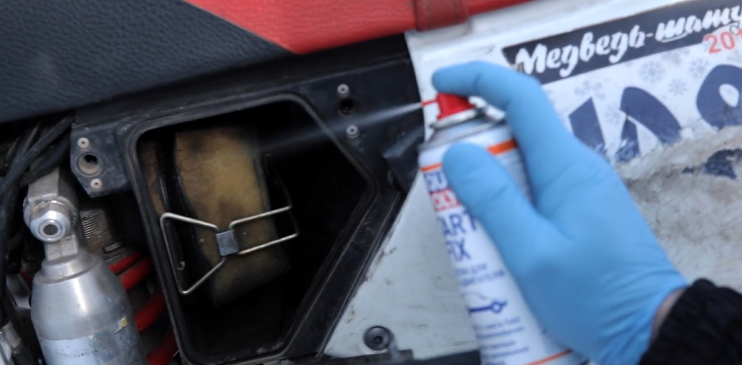 Liqui Moly Start Fix - Средство быстрого для запуска двигателя на основе эфира