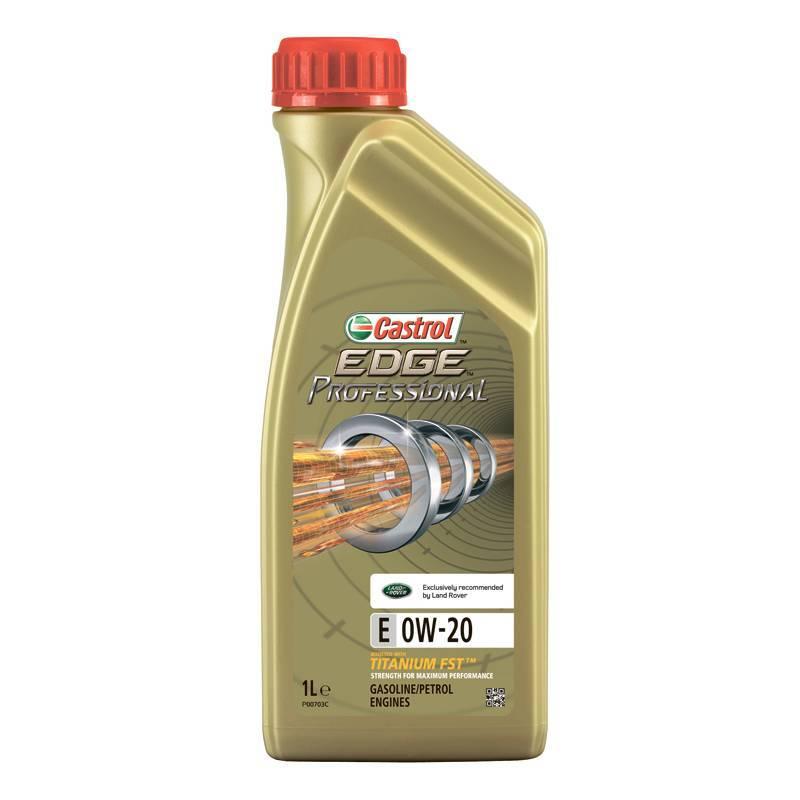 Castrol Edge Professional E 0W20 Синтетическое моторное масло
