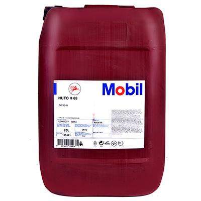 Mobil Nuto H68 Минеральное гидравлическое масло