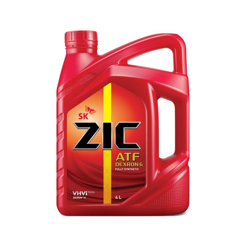 ZIC ATF Dextron 6 Трансмиссионная жидкость для АКПП