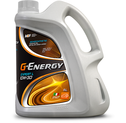G-Energy Expert L 10W30 Полусинтетическое моторное масло