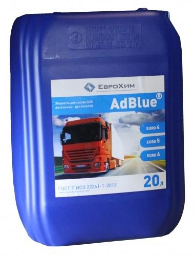 Водный раствор мочевины AdBlue