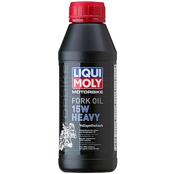 Liqui Moly Motorrad Fork Oil 15W Heavy Синтетическое масло для вилок и амортизаторов