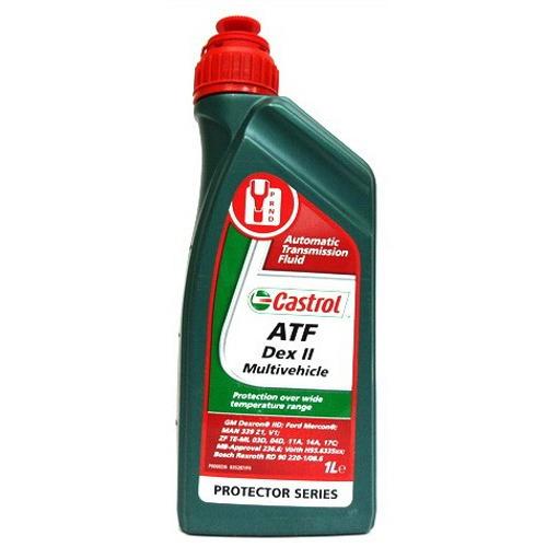 Castrol ATF Dex II Multiv - Минеральное трансмиссионное масло для АКПП