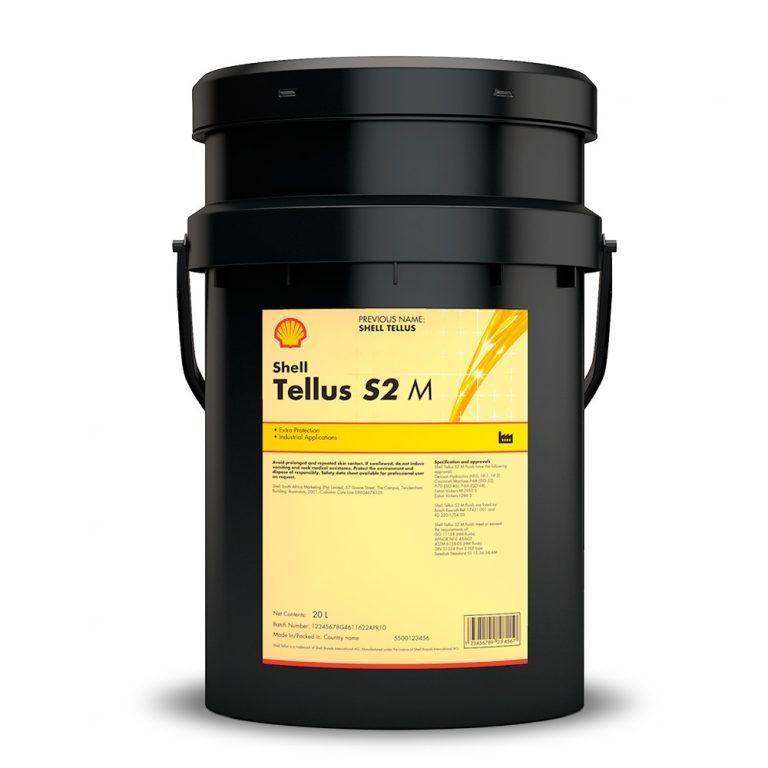 Shell Tellus S2 M68 Гидравлическое масло