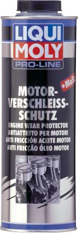 Liqui Moly Pro Line Motor Verschleiss Schutz Антифрикционная присадка с дисульфидом молибдена в моторное масло