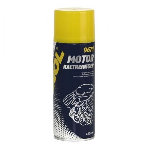Mannol Motor Kaltreiniger Professional - Очиститель двигателя профессиональный