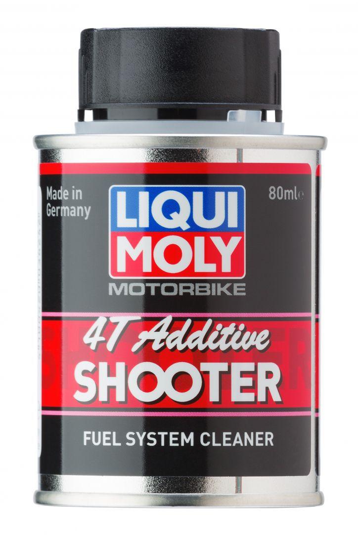 Liqui Moly Motorbike 4T Additiv Shooter - Очиститель топливной системы