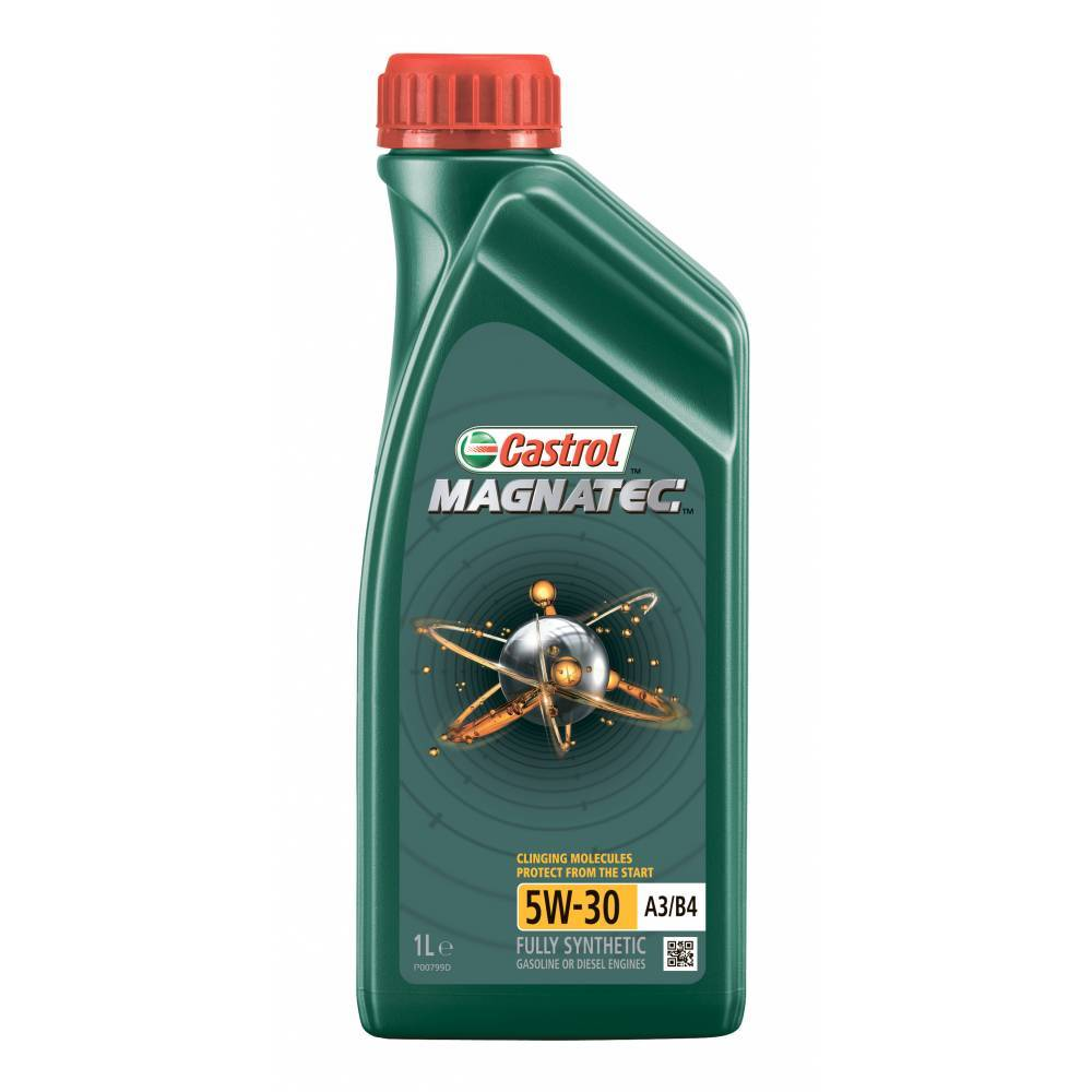 Castrol Magnatec 5W30 A3/B4 Синтетическое моторное масло