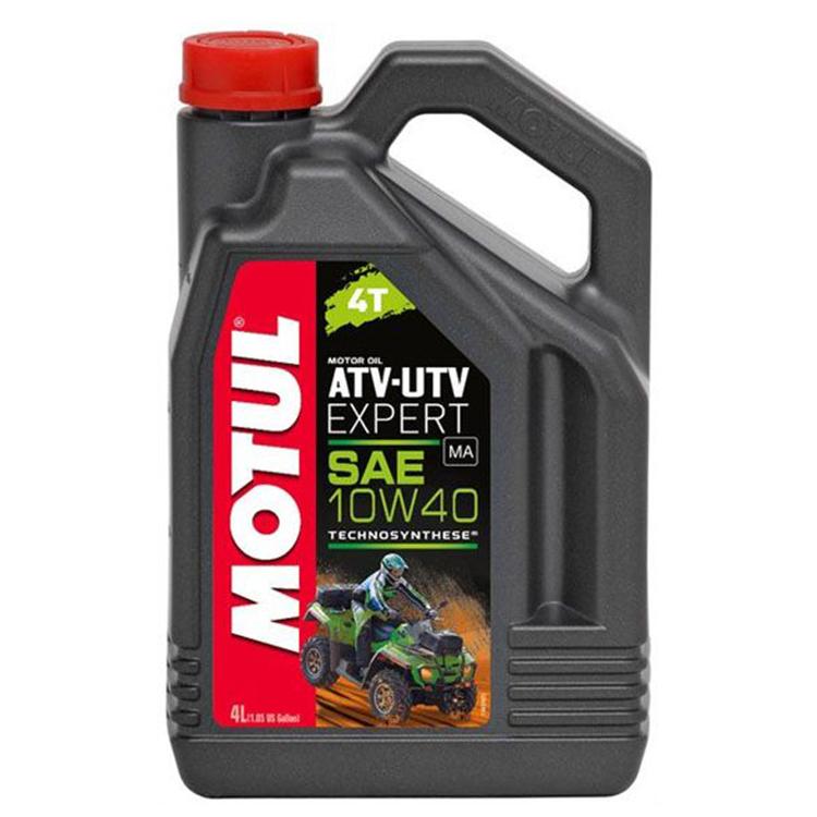 Motul ATV UTV Expert  10W40  Полусинтетическое моторное масло
