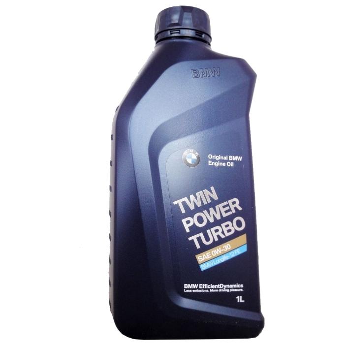 BMW Twinpower Turbo Oil Longlife-12 FE 0W-30-Синтетическое оригинальное моторное масло для BMW.