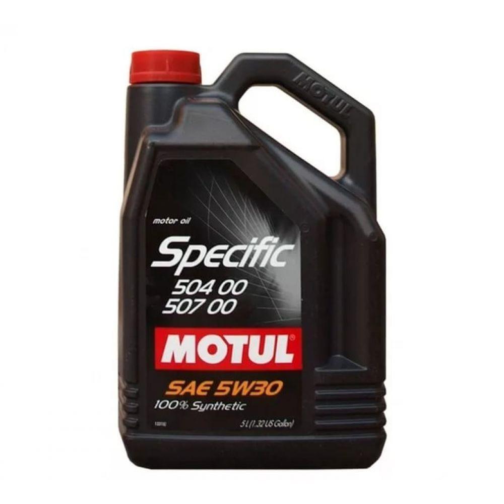 Motul Specific VW 504.00 507.00 5W30 Синтетическое моторное масло