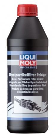 Liqui Moly Pro-Line Diesel Partikelfilter Reiniger Очиститель сажевого фильтра