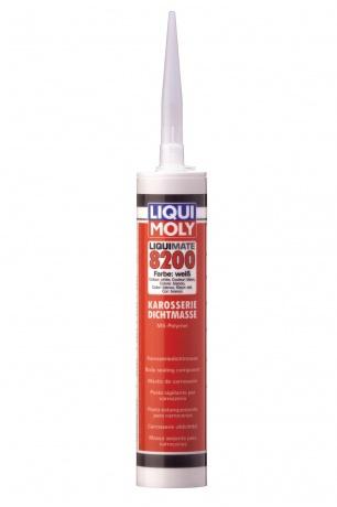 Liqui Moly Liquimate 8200 MS Polymer weiss - Клей-герметик (белый)