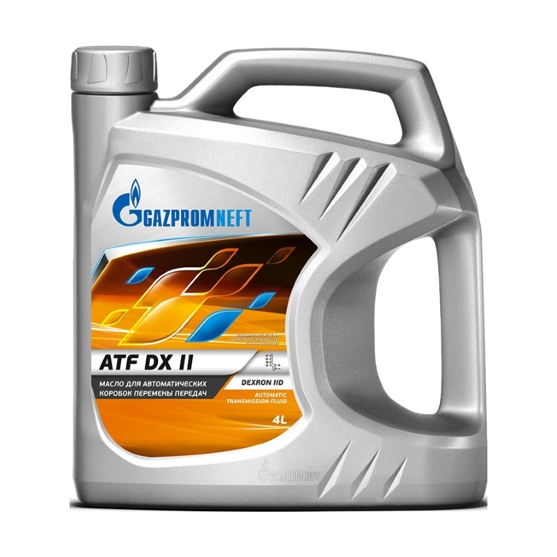 Gazpromneft ATF DX II  – Трансмиссионное  масло для АКПП