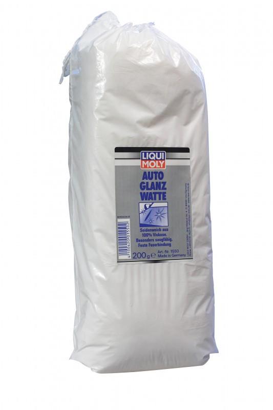 Liqui Moly Auto-Glanz-Watte — Вата для полировки