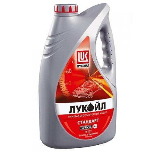 Лукойл Стандарт 10W-30 SF/CC - Минеральное моторное масло