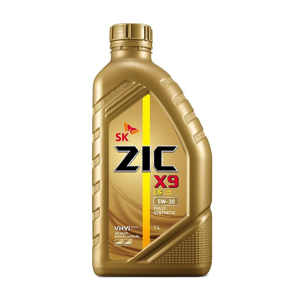 ZIC X9 LS 5W30 Синтетическое моторное масло