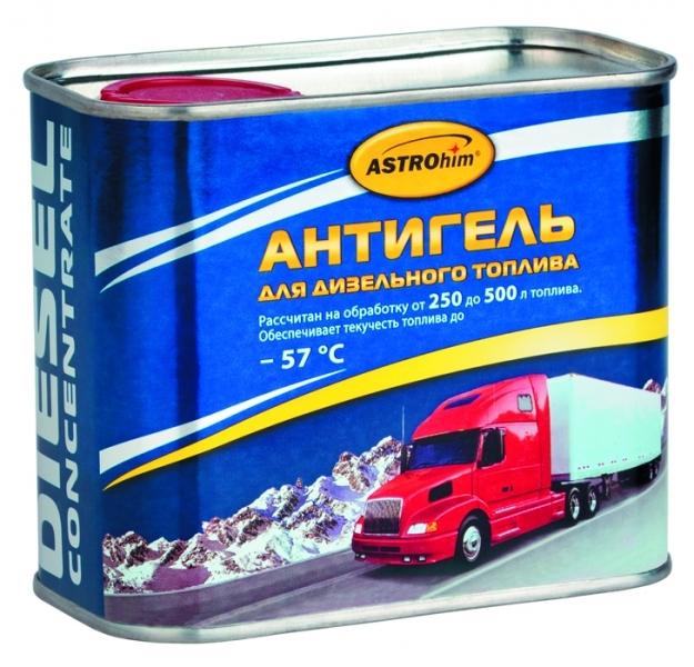 АС-122 - Антигель для дизельного топлива (500мл)