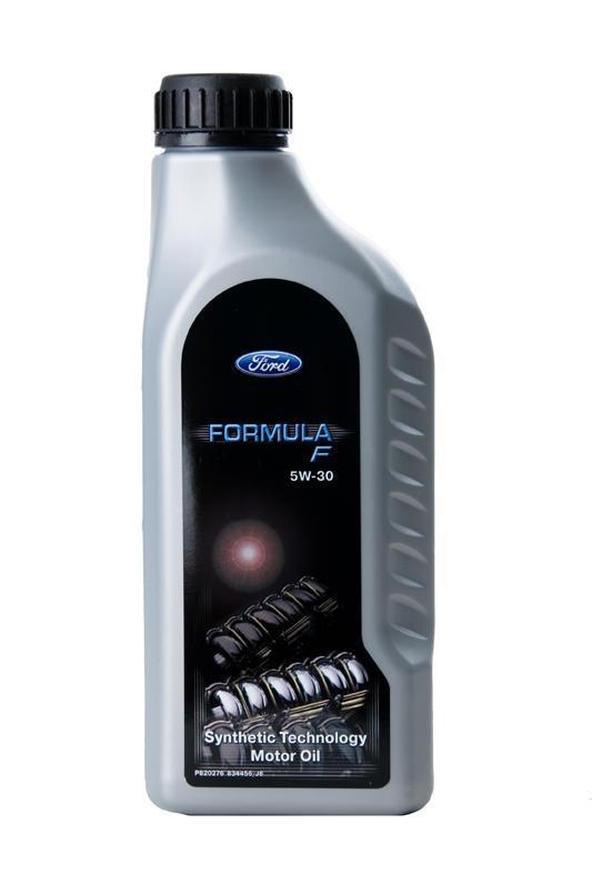 FORD Formula F 5W-30 - Синтетическое моторное масло для Ford