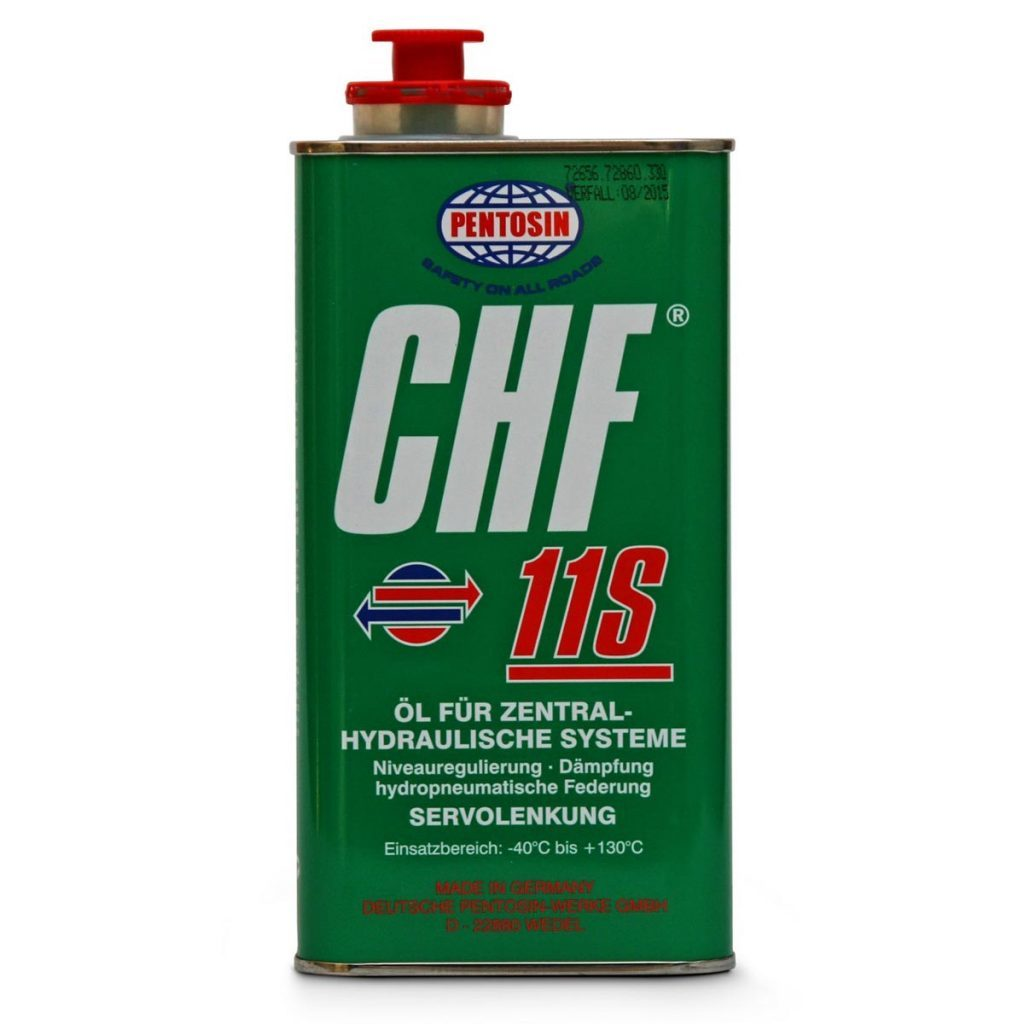 Pentosin BMW CHF (1л) – Жидкость для гидроусилителя