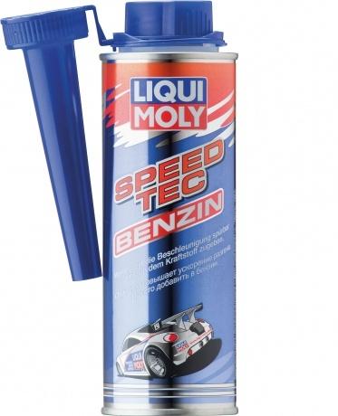 "Liqui Moly Speed Tec Присадка в бензин ""Формула скорости"" (Мощь + Разгон)"