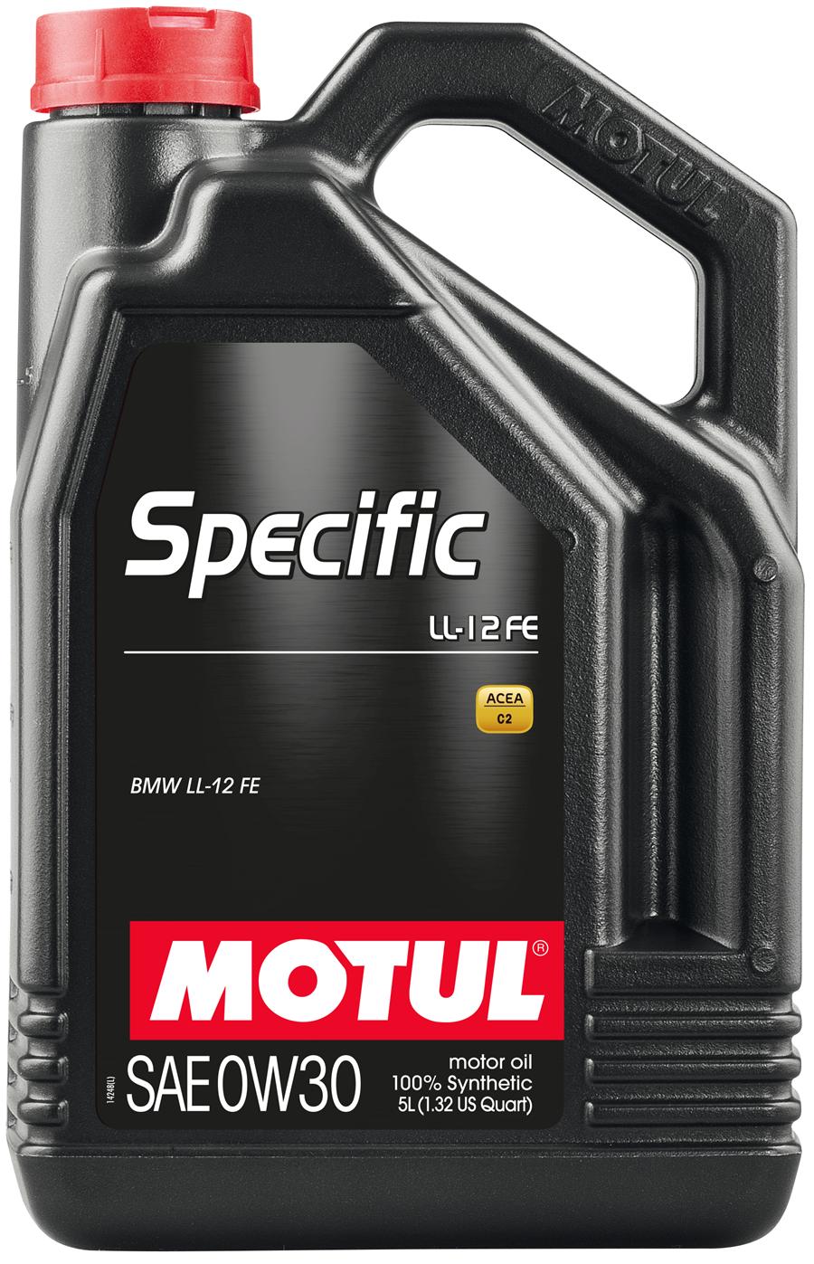 Motul Specific BMW LL12 FE 0W30 Синтетическое моторное масло