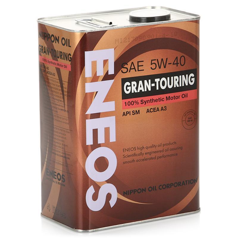 Eneos Gran-Touring SM 5W40 (4л) – Синтетическое моторное масло