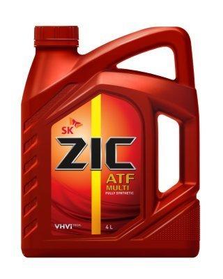 ZIC ATF Multi-Трансмиссионная жидкость для АКПП (4л)