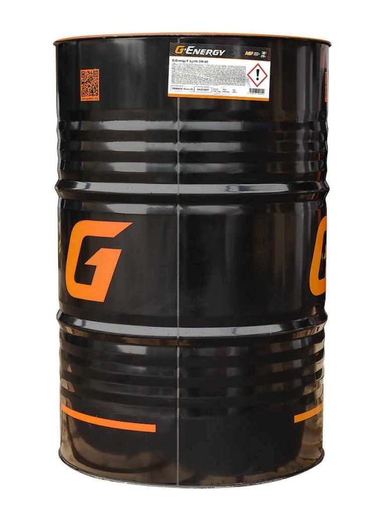 G-Energy Antifreeze SNF 40 (оранжевый концентрат) на основе этиленгликоля