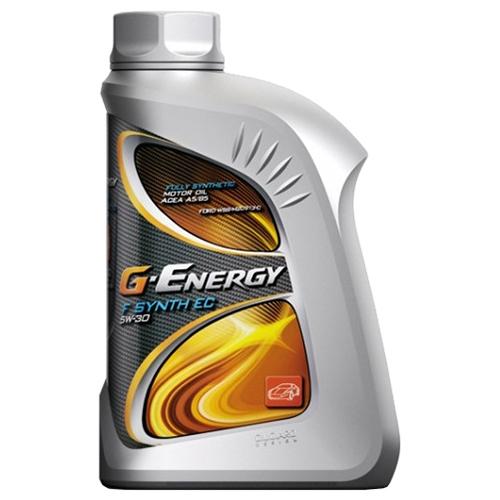 G-Energy F Synth EC 5W-30 - Синтетическое моторное масло (1л)