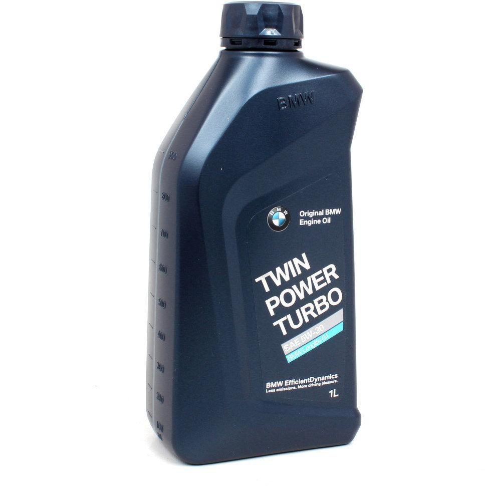 BMW Twinpower Turbo Oil Longlife-04 5W-30-Синтетическое моторное масло для BMW.
