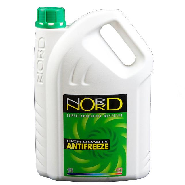 Nord-40 - Антифриз зеленый