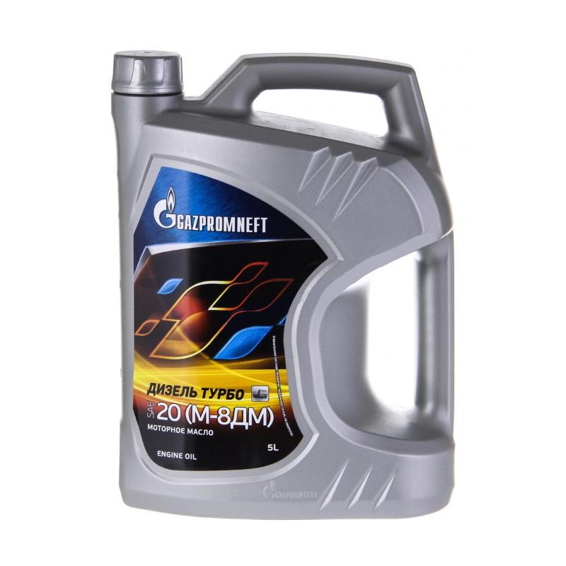 Gazpromneft М-8ДМ Дизельное моторное масло