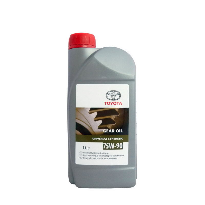Toyota Gear Oil 75W90 Трансмиссионное масло для МКПП