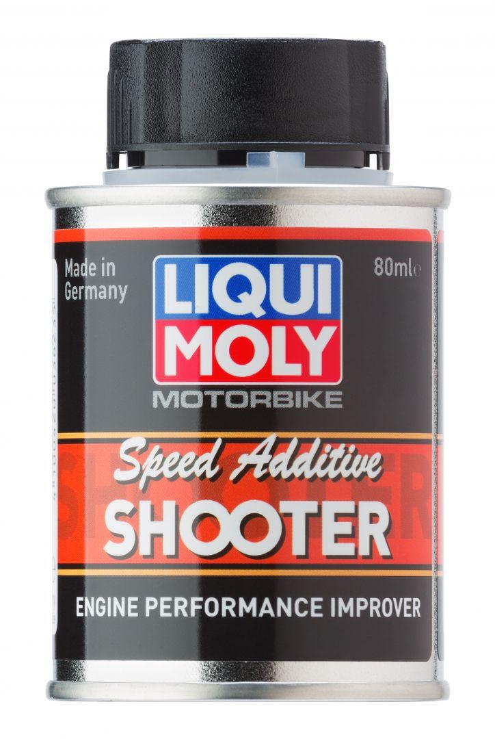 """Liqui Moly Motorbike Speed Additiv Shooter Присадка в бензин """"Формула скорости"""""""