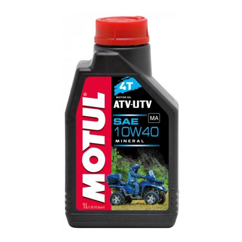 Motul ATV-UTV 4T 10W40 Минеральное масло для квадроциклов