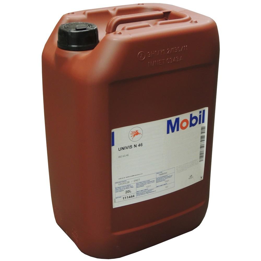 Mobil Univis N46 Гидравлическое масло премиум класса