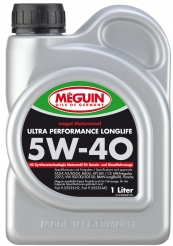 Megol Ultra Performance Longlife 5W40 НС-синтетическое моторное масло