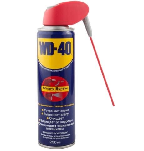 Смазка WD40 универсальная для тысячи применений