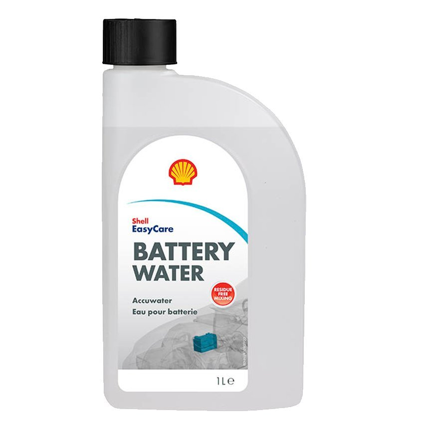 Shell Battery Water Дистиллированная вода