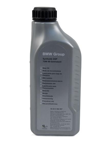 BMW Synthetik OSP (1л) – Синтетическое трансмиссионное масло