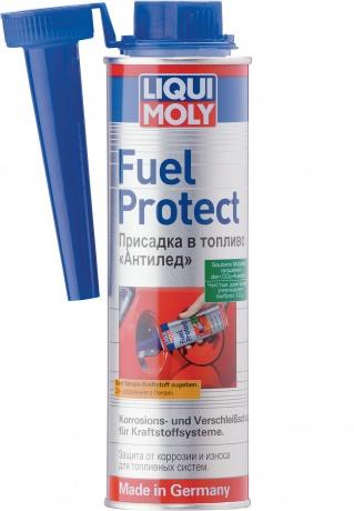 "Liqui Moly Fuel Protect Удалитель воды из топлива ""Антилед"""