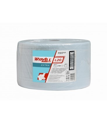 Kimberly-Clark WYPALL L20 - Салфетки (рулон 1*1000л)