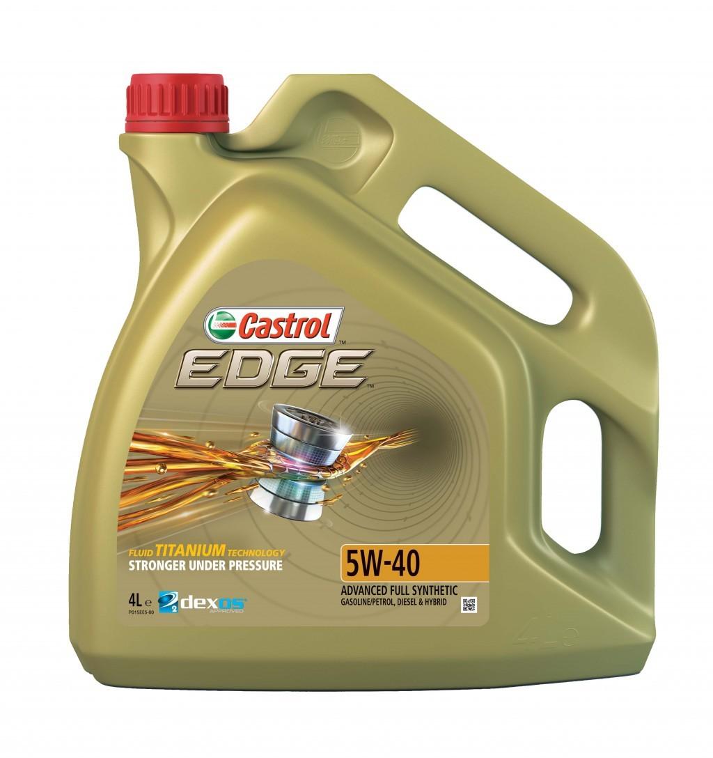 Castrol Edge FST 5W40 Синтетическое моторное масло